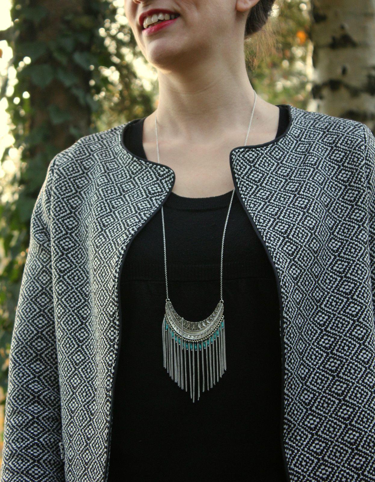 La veste Japon ou la Craftine Box d'ocobre