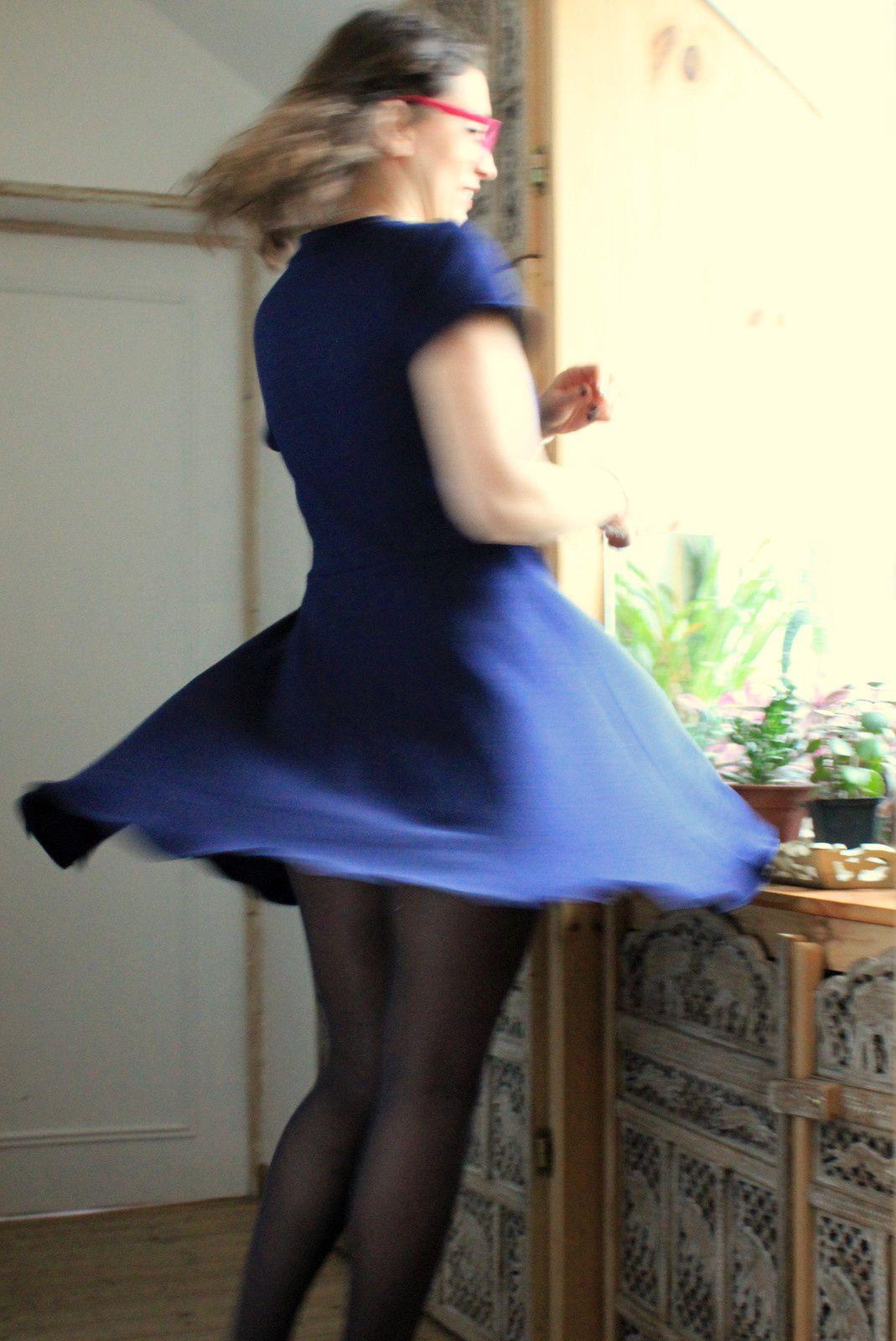 Aldaia dress, projet capsule #1