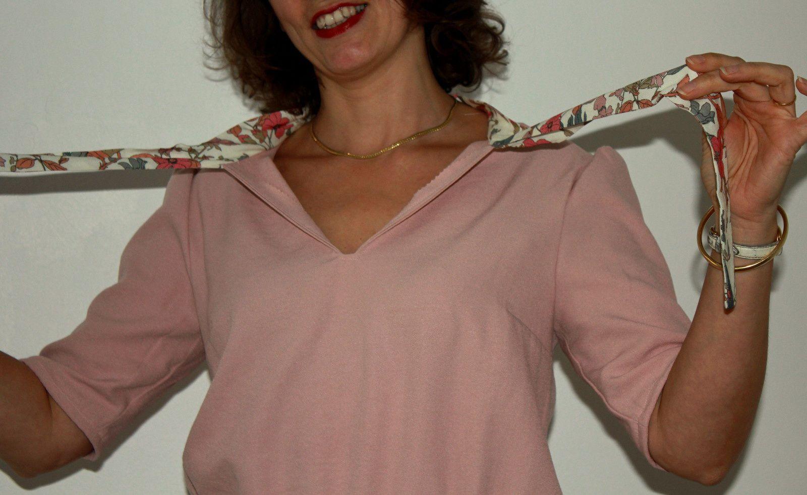La robe Margose ou la box d'Août