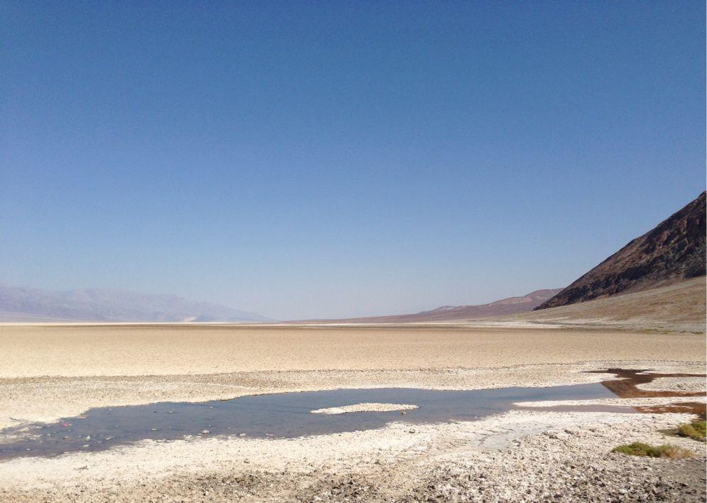 Lac de Sel de Badwater