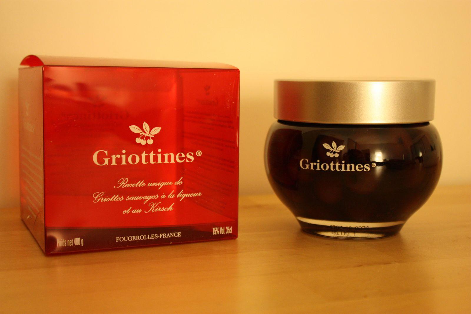 Nouveau partenaire... Griottines®
