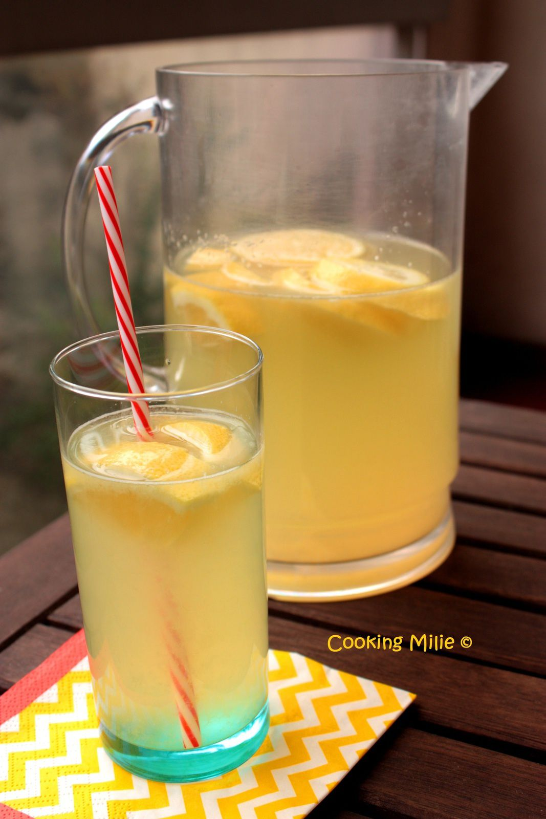 Citronnade (lemonade)
