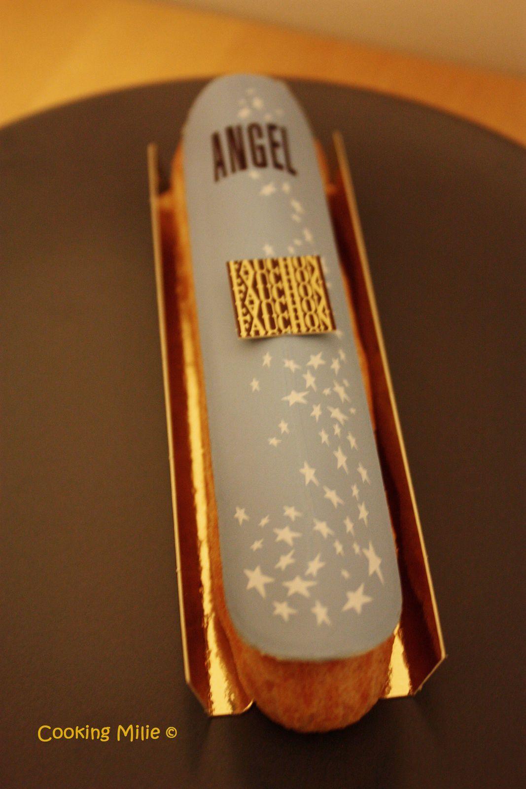 J'ai testé... l'éclair Angel