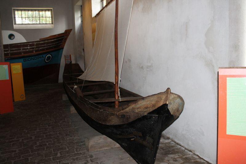musée de la mer à Sao Francisco do sul