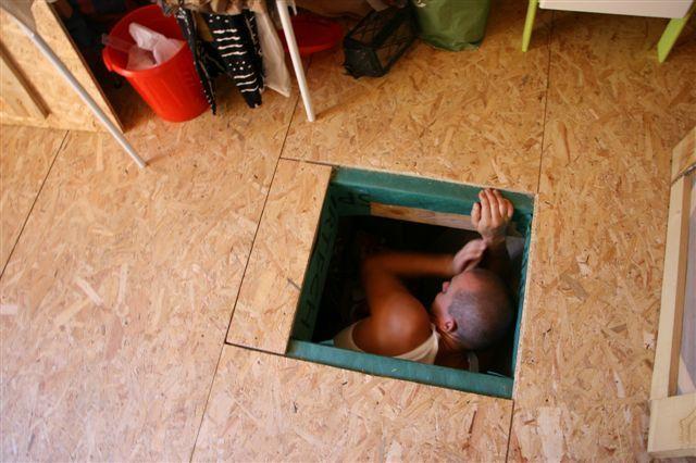 Une cave à la place du frigo !