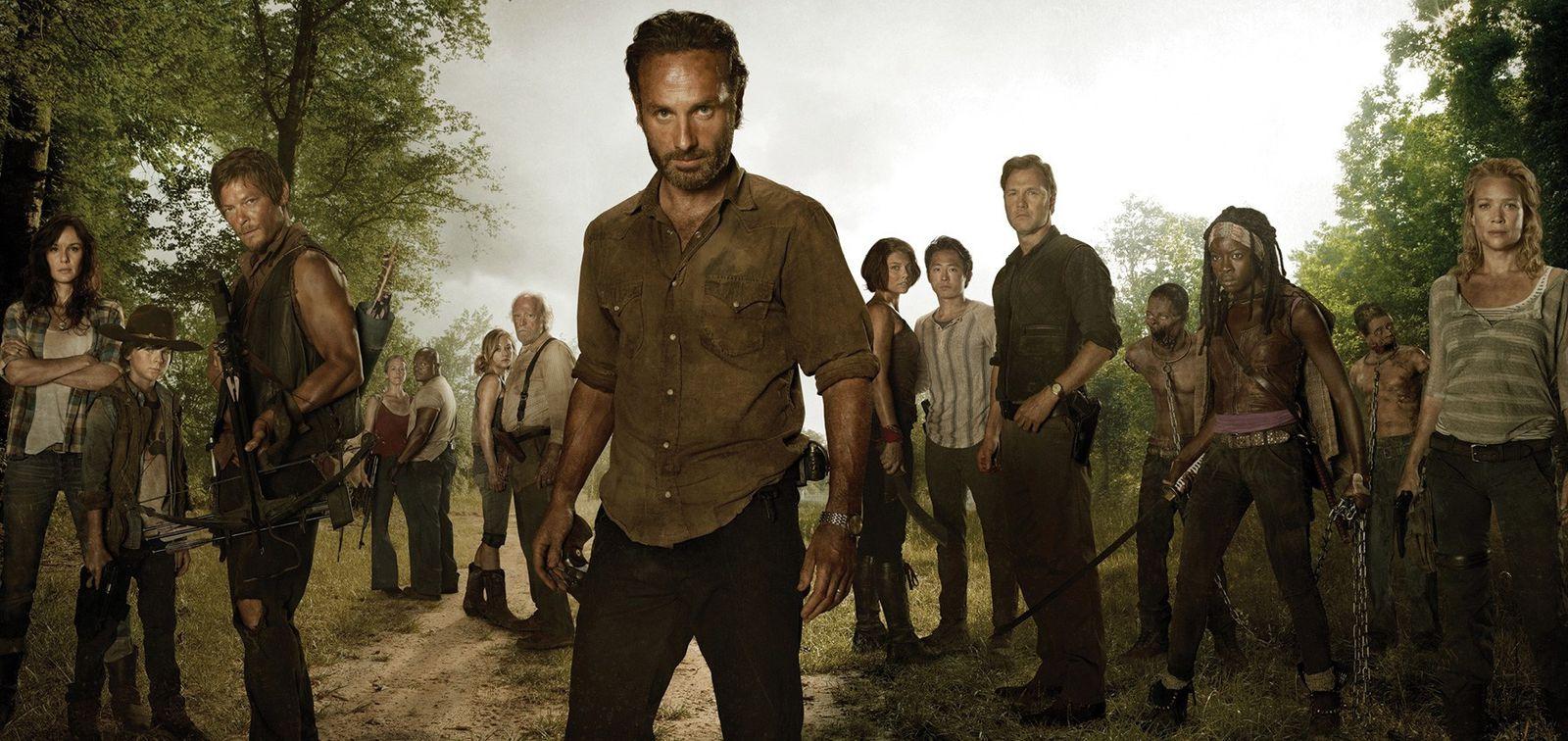 Promo du final de la saison 3 de The Walking Dead ce dimanche sur AMC