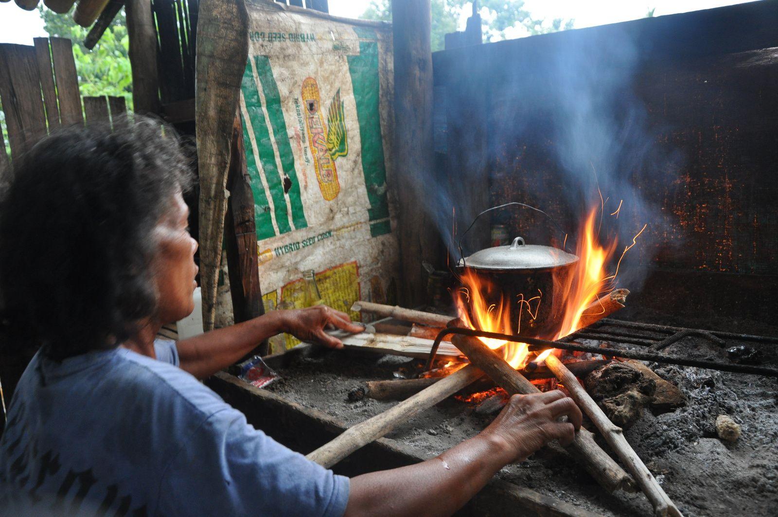A la découverte de la tribu des Manobos