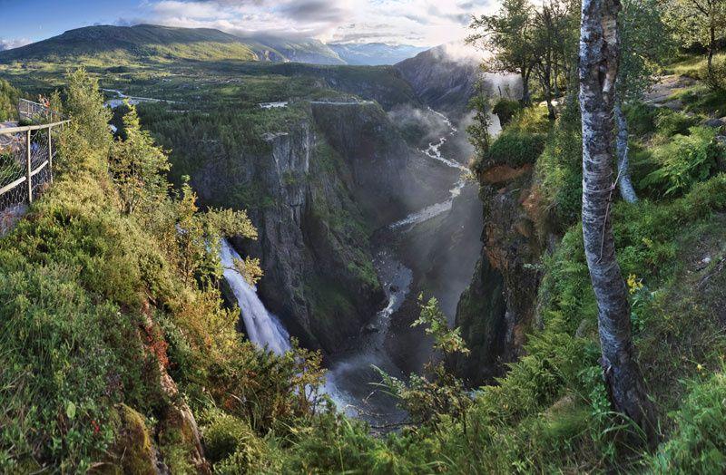 La Norvège !