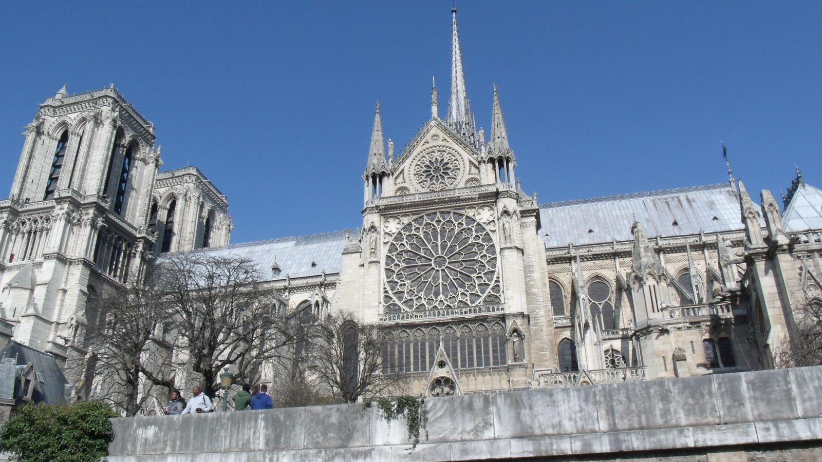 Un week end à Paris