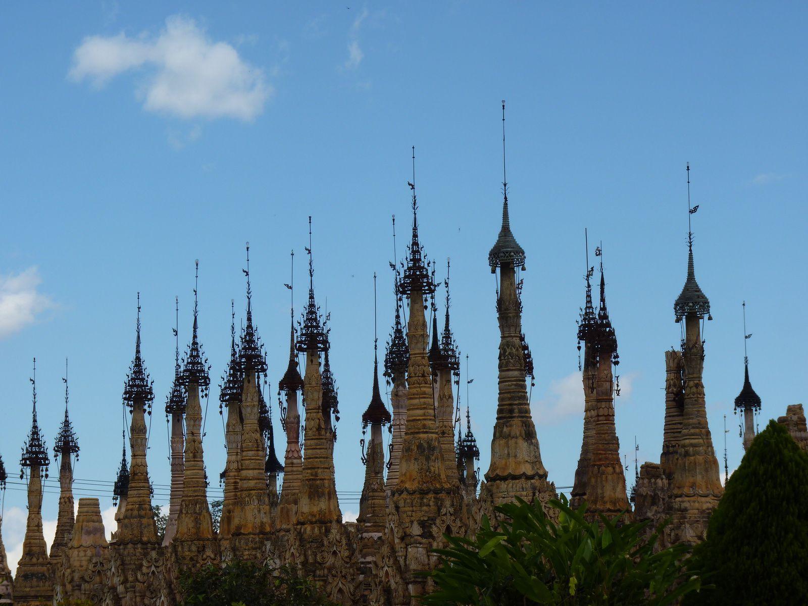 Taunggyi et site de Kakku