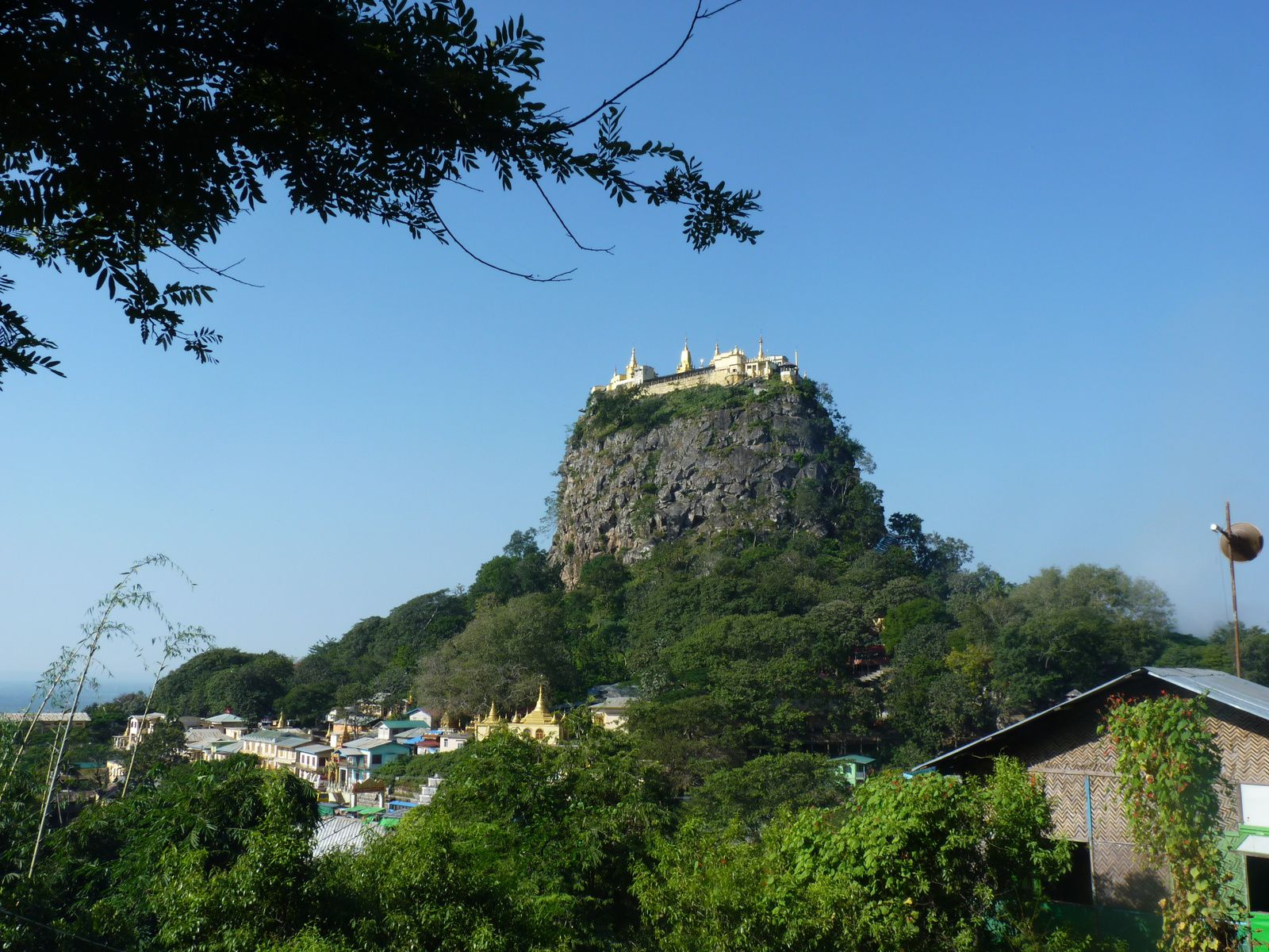 Bagan - Kalaw