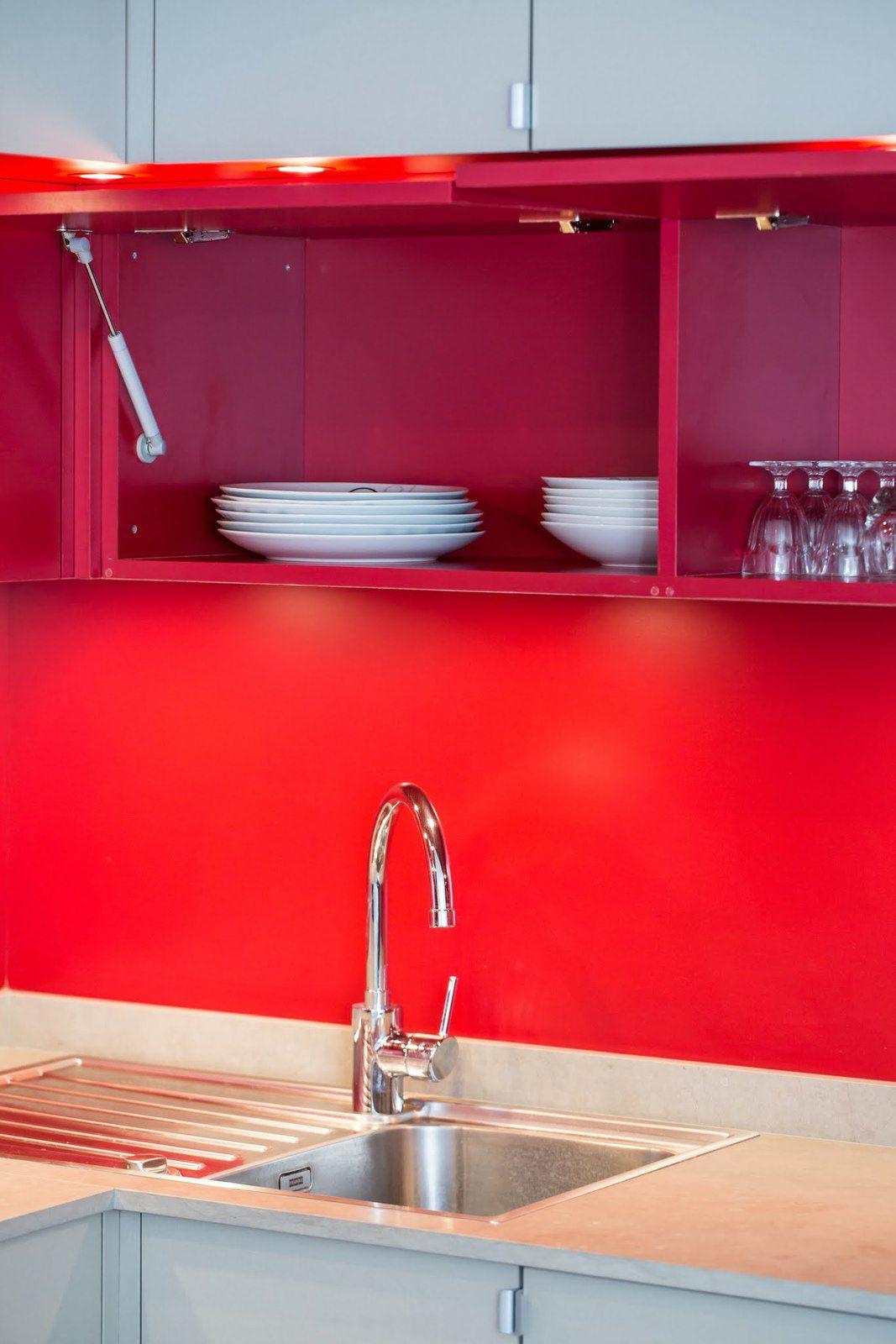 Article sur appartement &quot&#x3B;éclat de rouge&quot&#x3B;