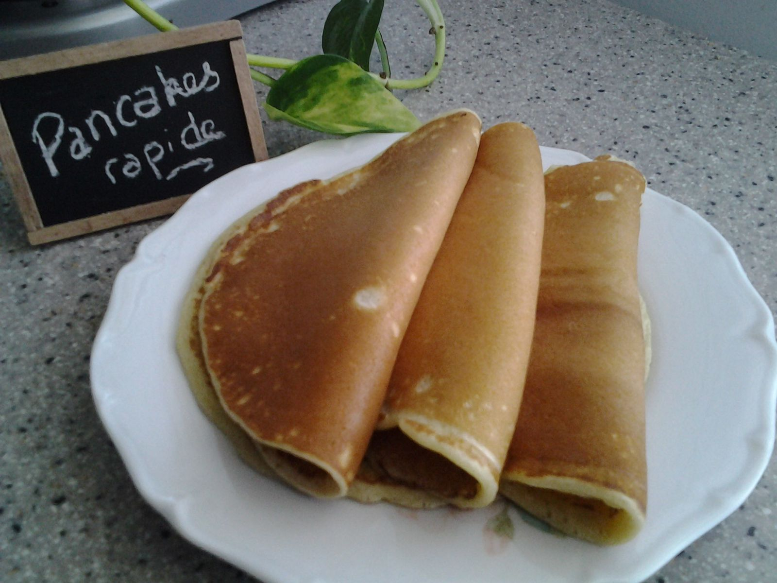 pancakes rapide cook delices