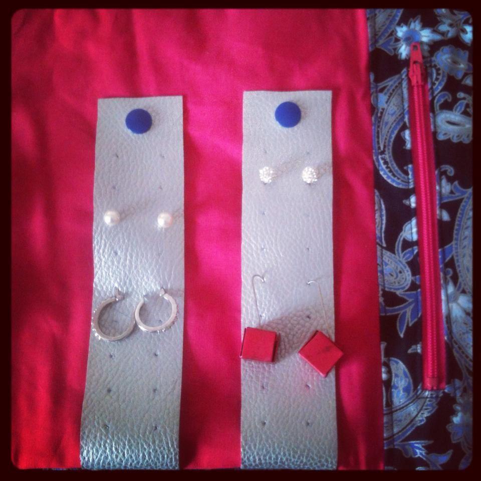 Pochette bijoux