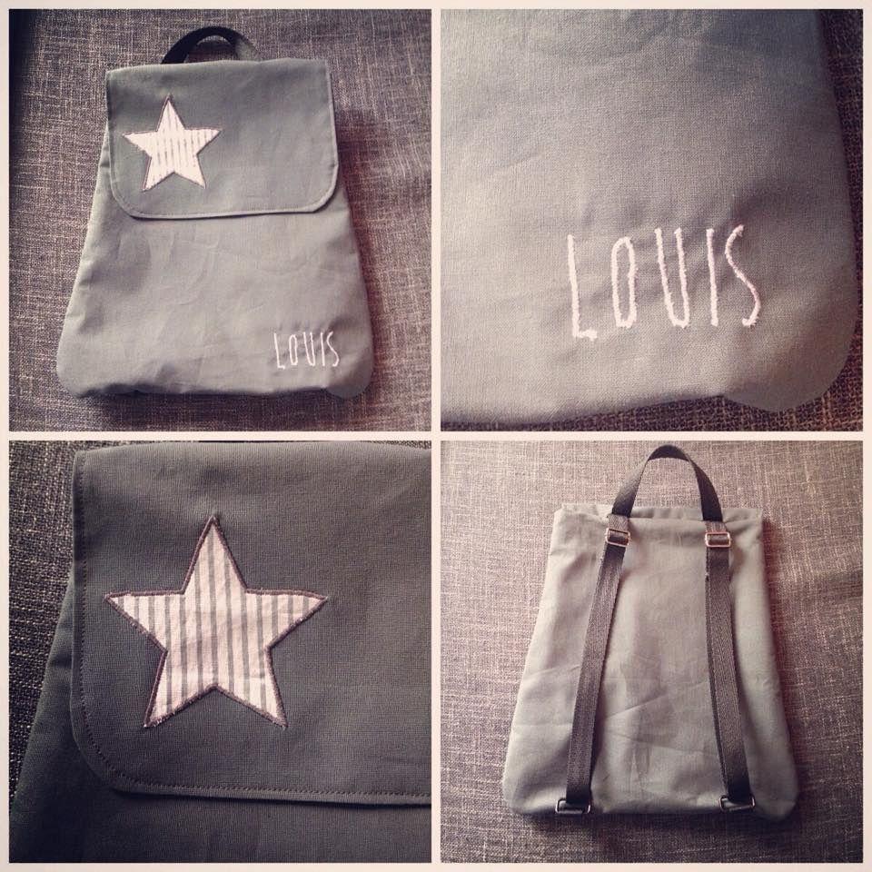 Louis est prêt pour l'école (déjà) !