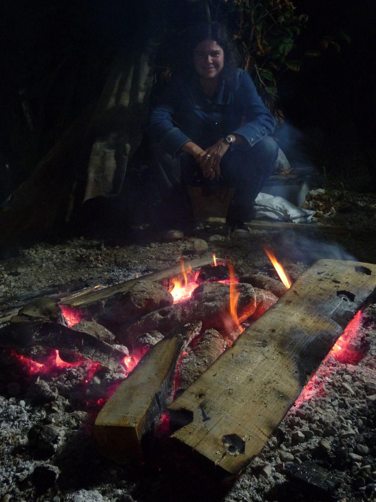 Et pendant ce temps-là, au coin du feu, où les moules sèchent...