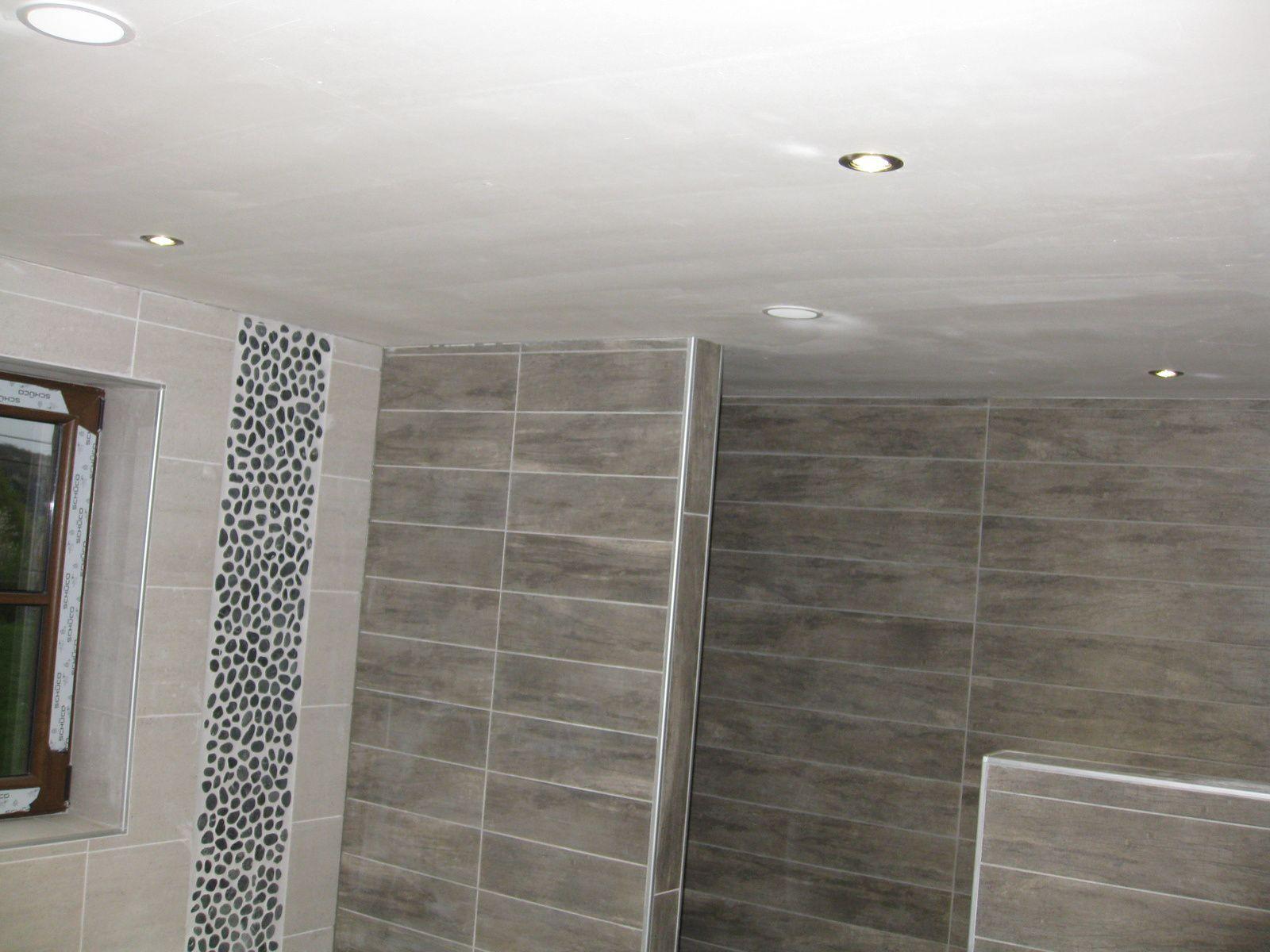 Montage salle de bain notre construction for Construction salle de bain