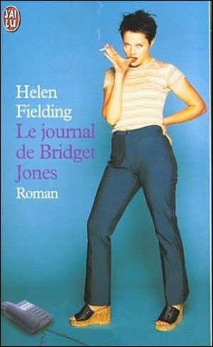 LIVRE: Le Journal de Bridget Jones, Helen Fielding, 1996