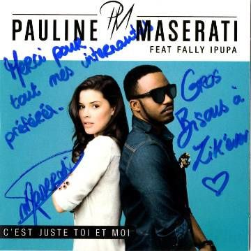 gratuitement pauline maserati ft fally ipupa