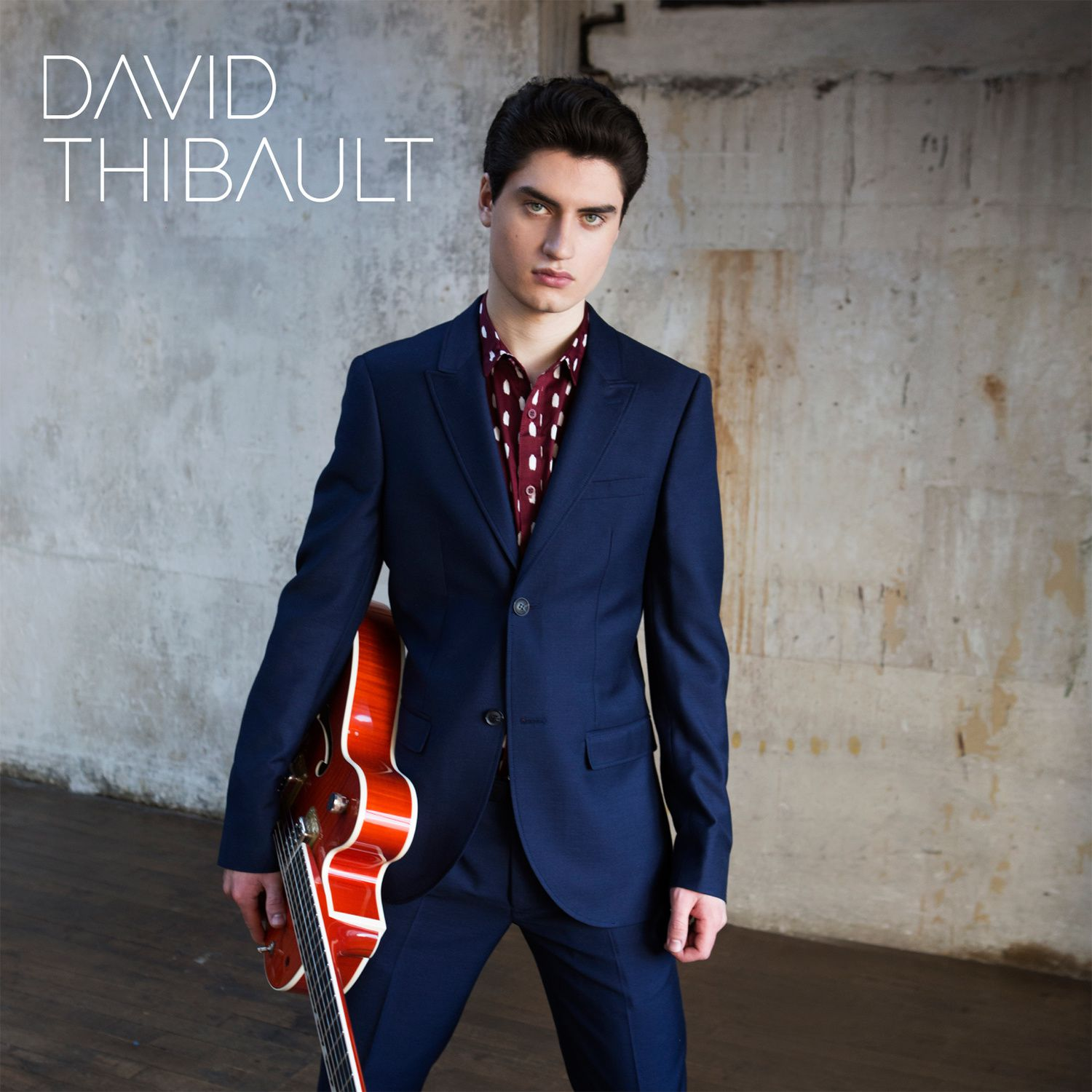 INTERVIEW DE DAVID THIBAULT (THE VOICE 4) - 23 MAI 2016