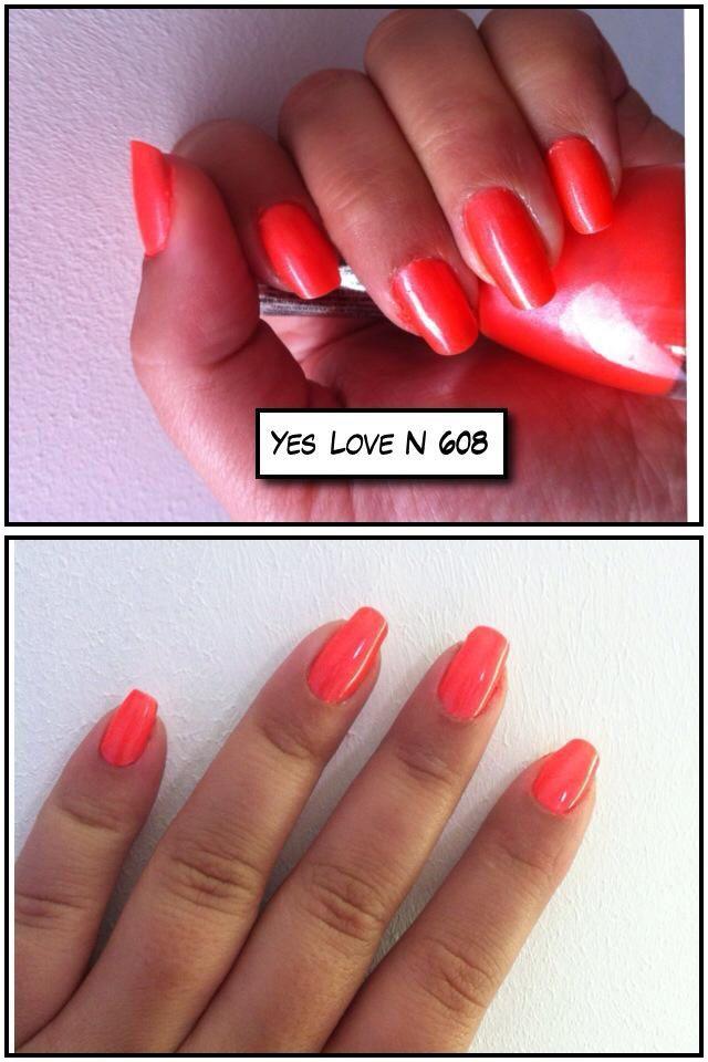 Orange Corail...