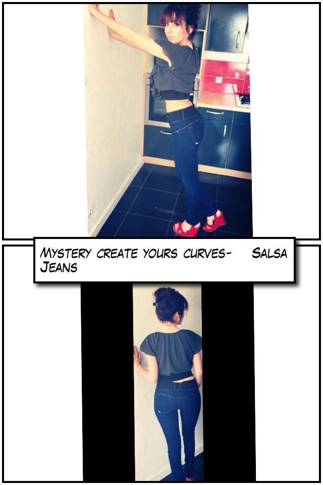 Le modèle Mystery Create Yours Curves en version brut portée par Kat.grâce a des poches en silicones.Vous n aurez plus rien a envier aux brésiliennes &#x3B;) .A vos appréciations....
