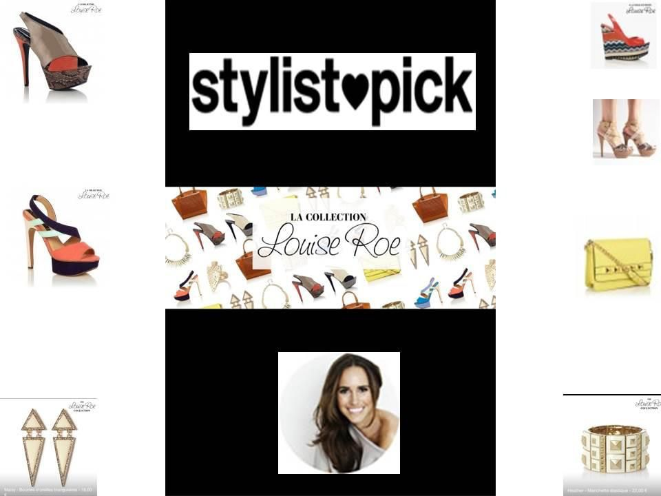STYLIST PICK-Collection Louise Roe
