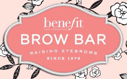 Mon experience au brown Bar Benefit chez Sephora