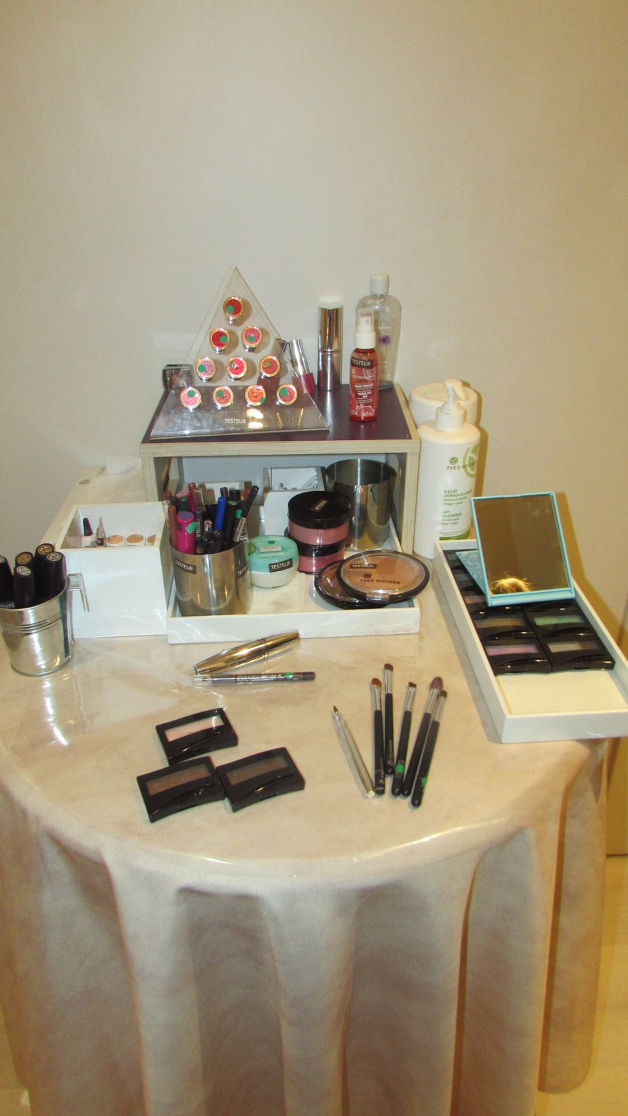 Mon experience Make Up Days by Yves Rocher