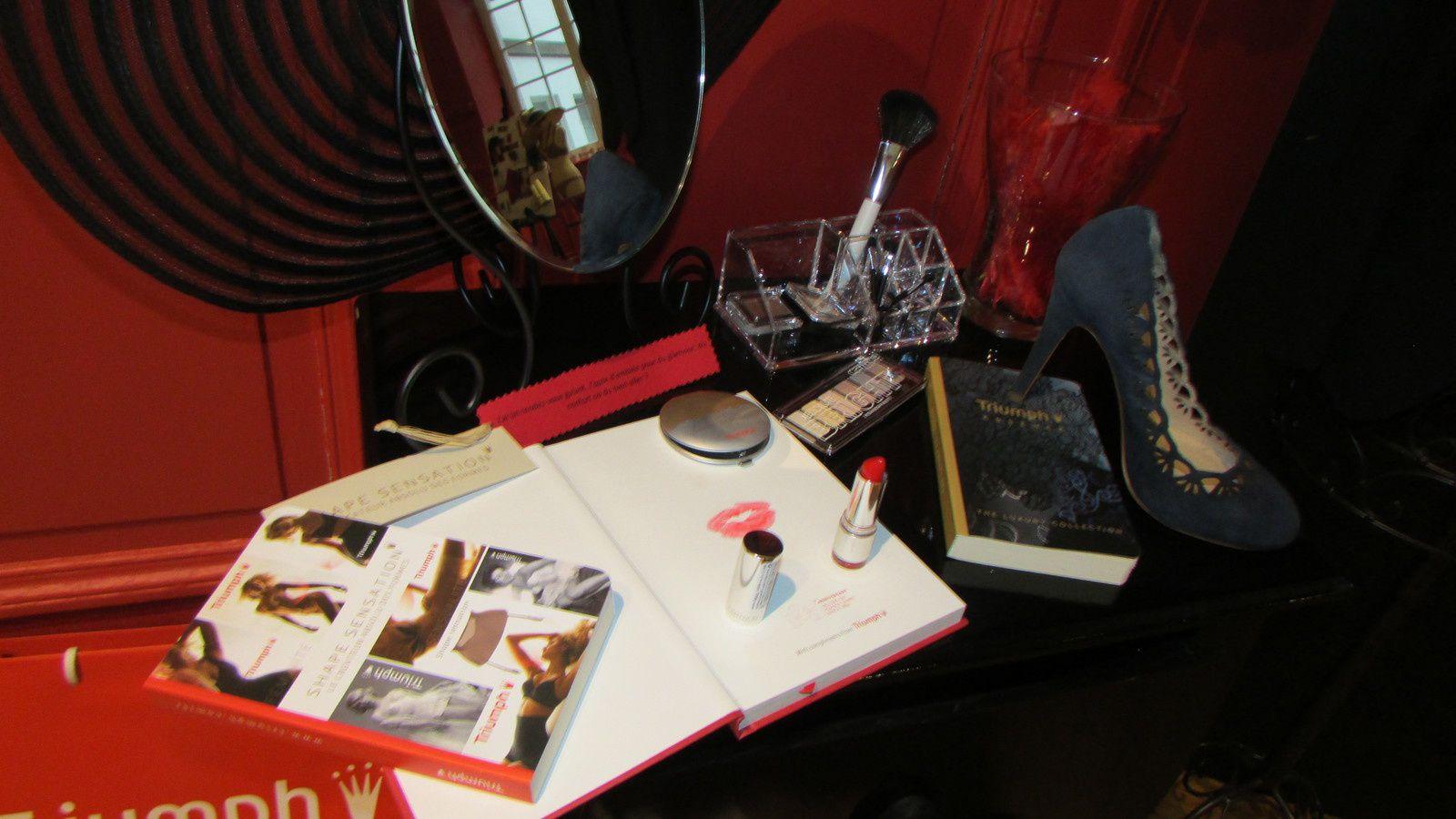 Ma vision de la lingerie idéale par Triumph The Maker Of Lingerie
