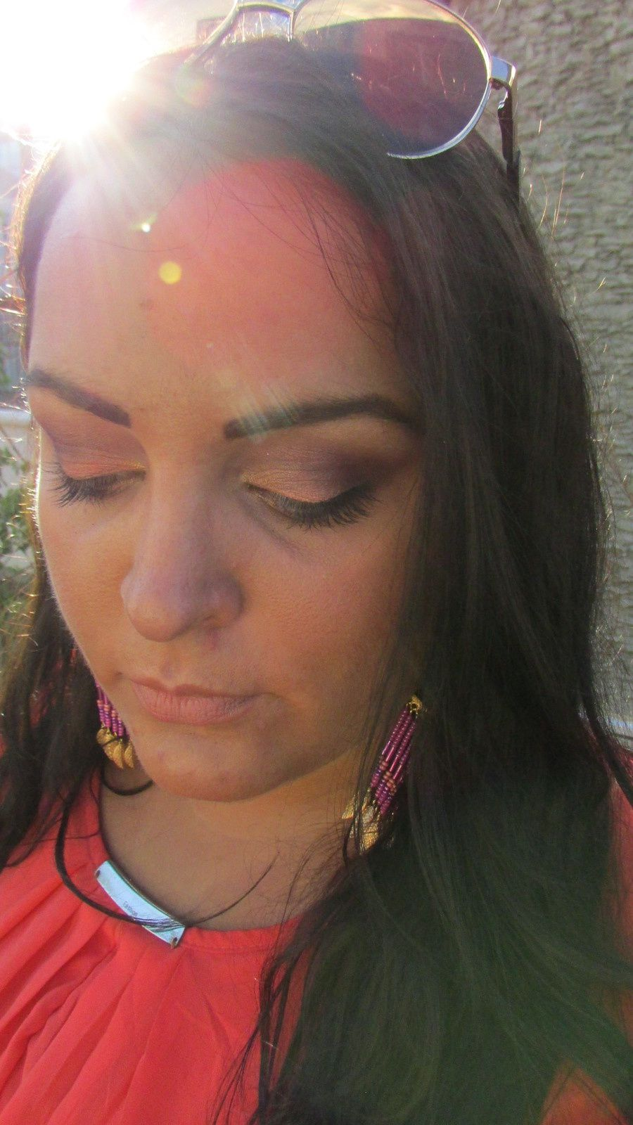 Mes nouvelles Boucles d'oreilles Cheyenne de chez MISDIBYDIANE