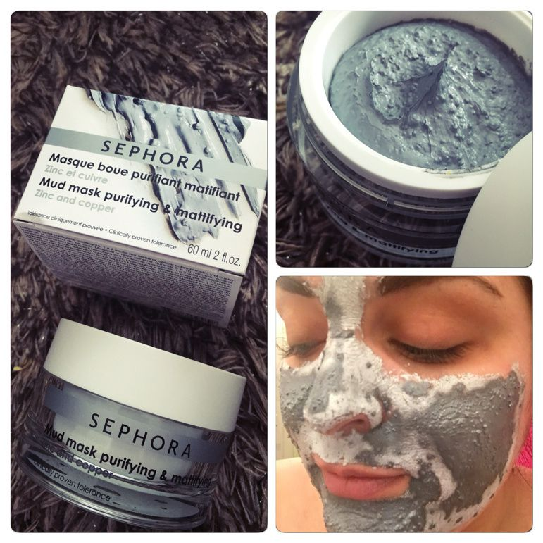 Le Masque Boue Purifiant Matifiant by Sephora