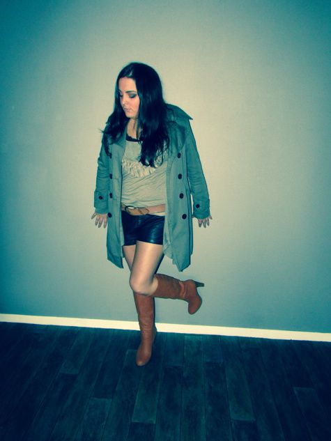 Look Book Outfits &amp&#x3B;Tenue du jour Fall -Automne