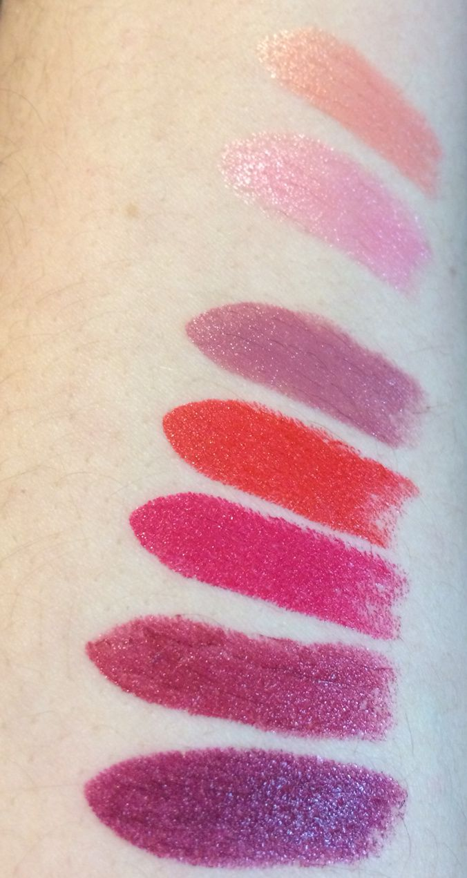 Lipsticks Hydra Renew by Rimmel