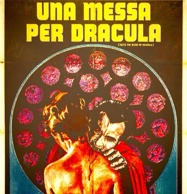VLAD DRACULEE IS DEAD #dracula #christopherlee