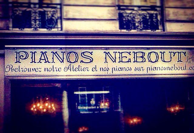 PIANOS DEBOUT ET MAISONS DEBOUT #photos #pic
