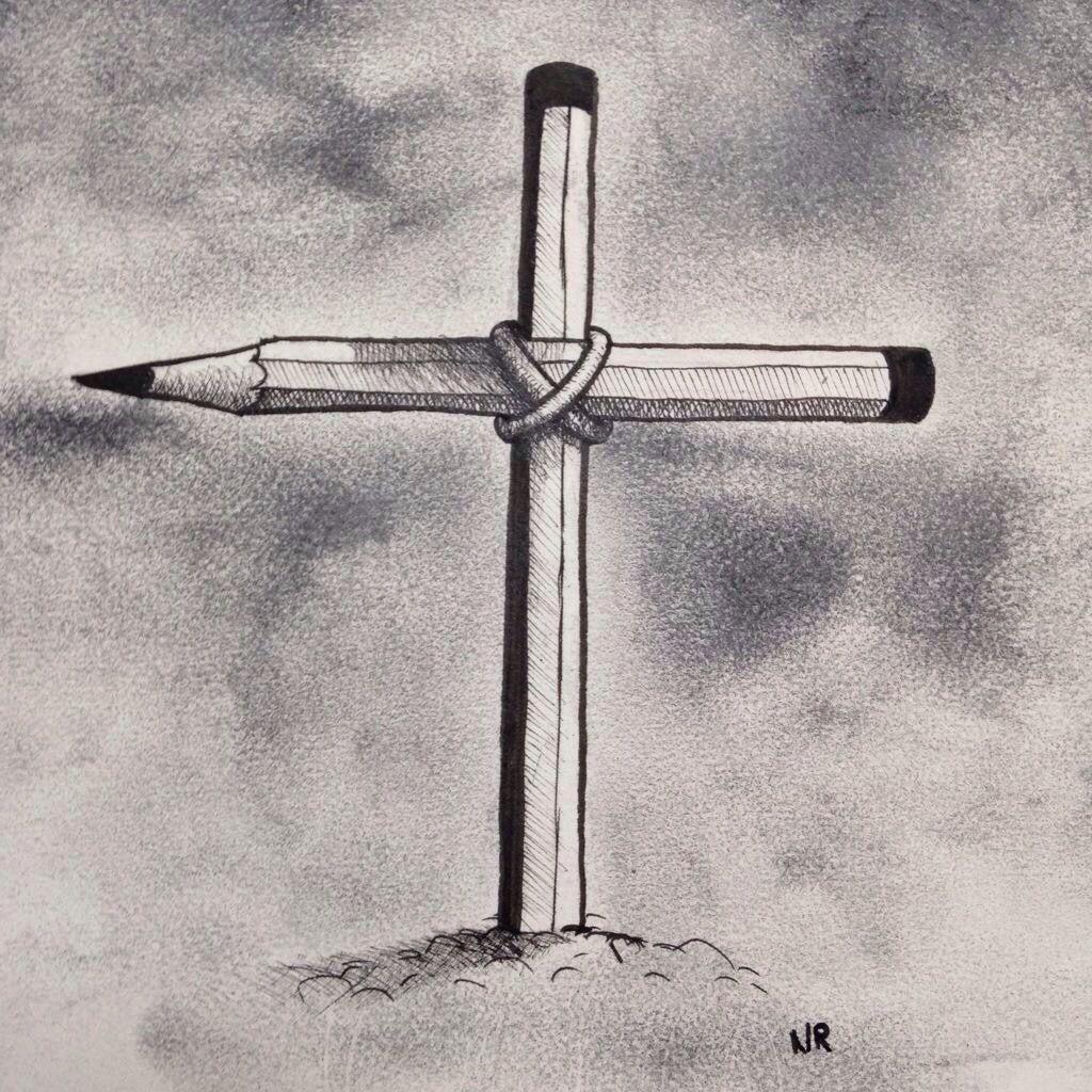 ET TOI TU ES QUOI? bonus 1 dessin de Nicolas Reitzaum #jesuisCharlie