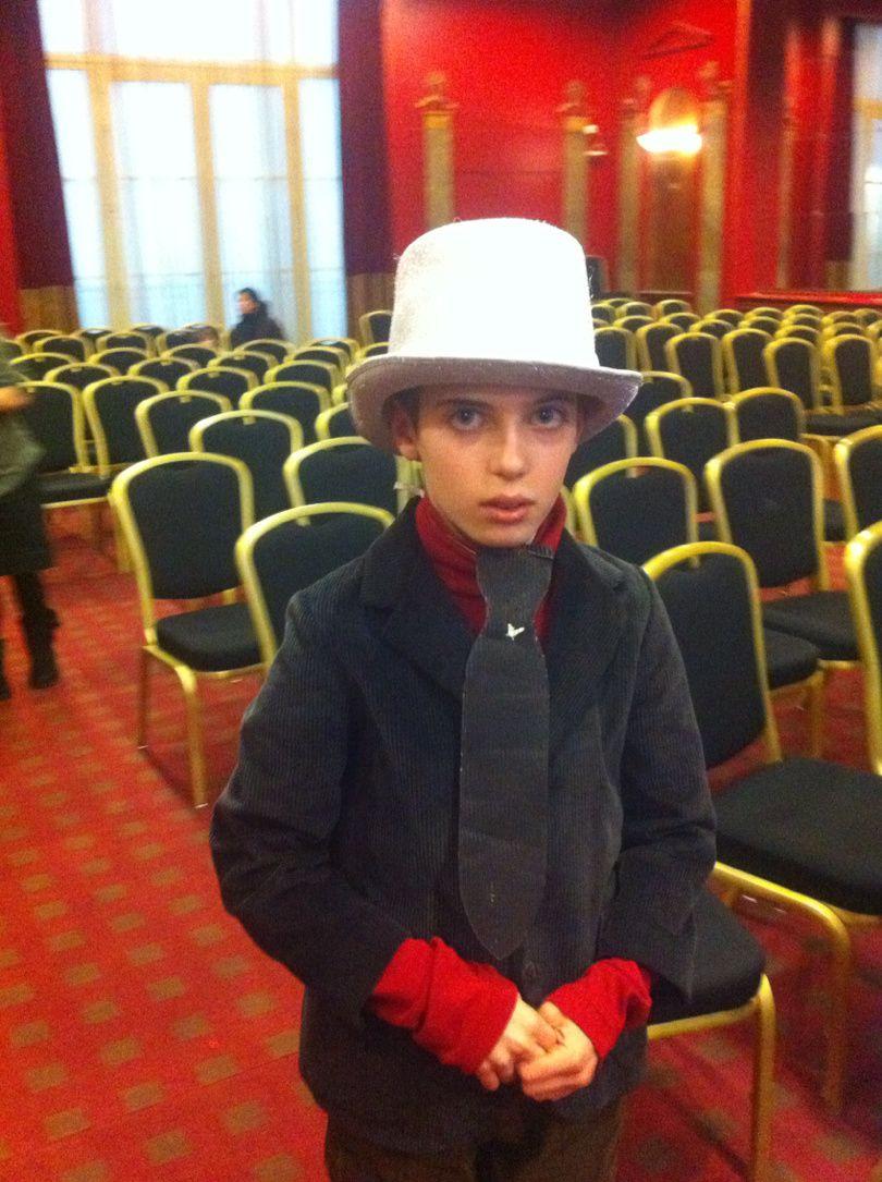 CHAPEAU! #pic #chapeau #fashion #old #vintage #hat