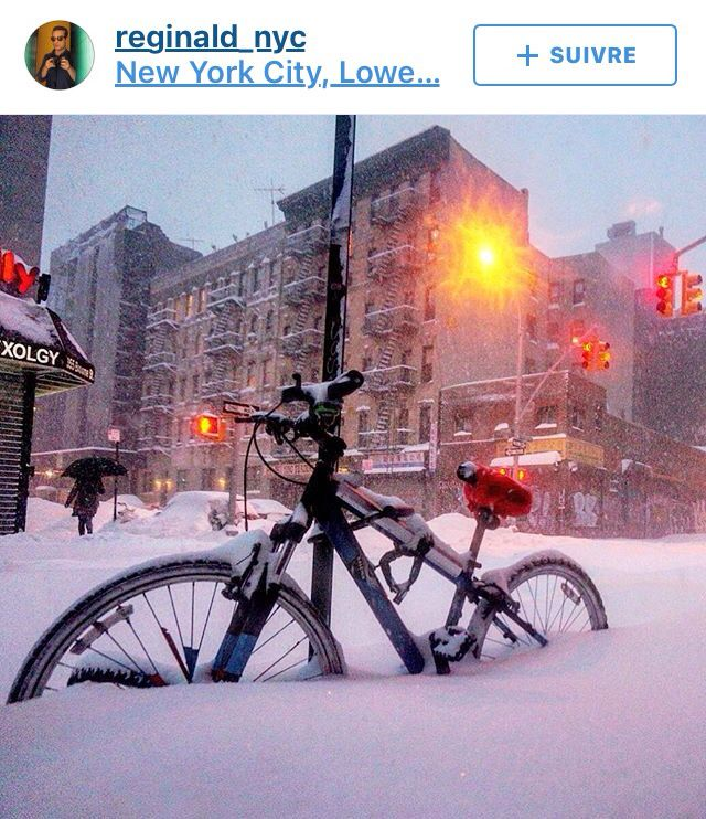 BEST PIC OF NEW-YORK SNOW #NYSTORM