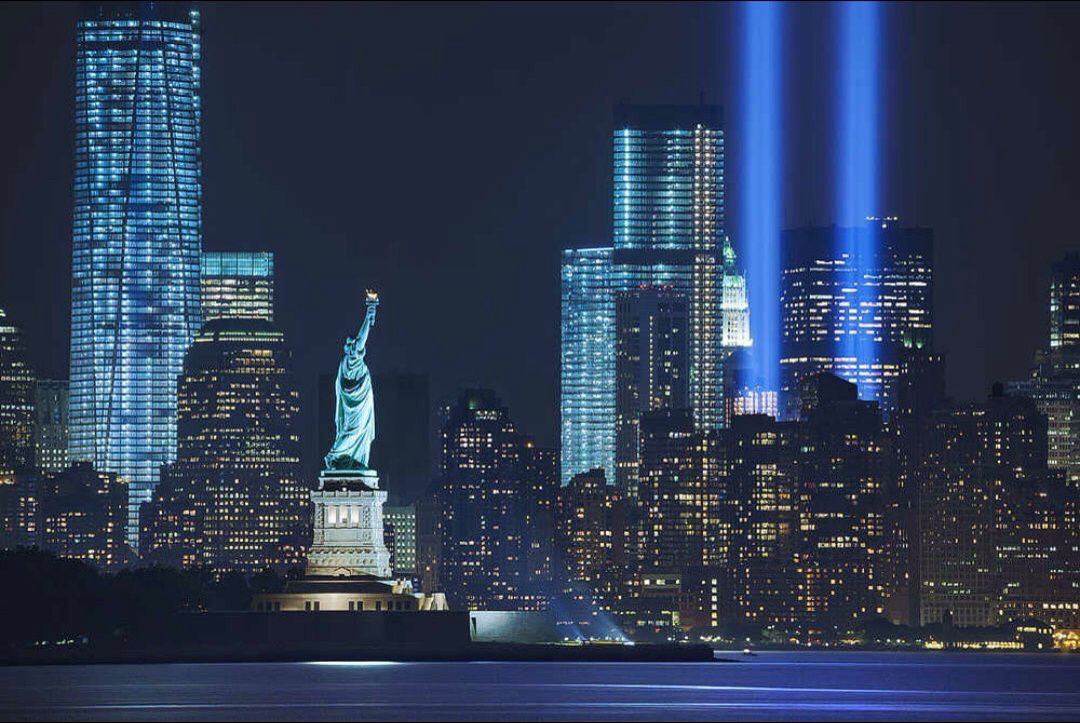 11 Septembre, what did you do? #NeverForget