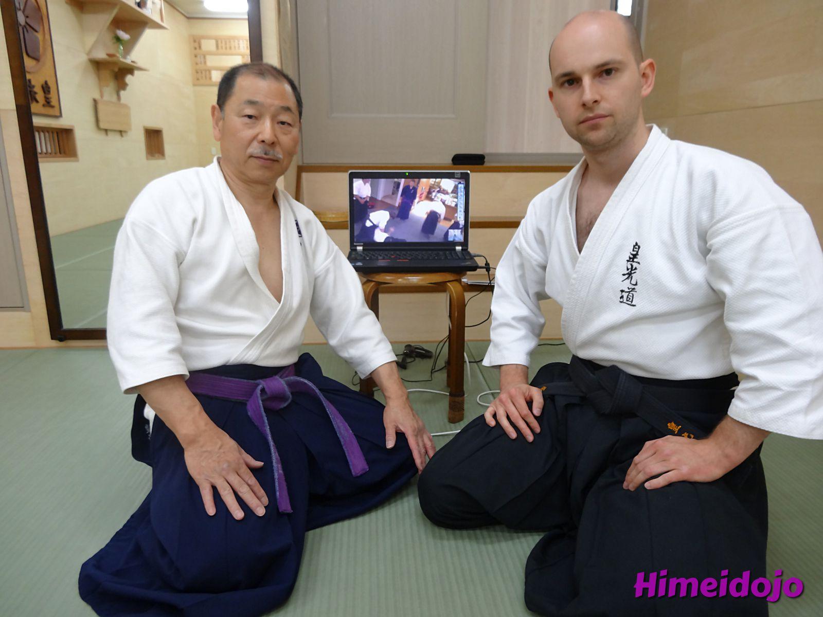 Séminaire Skype avec Soke
