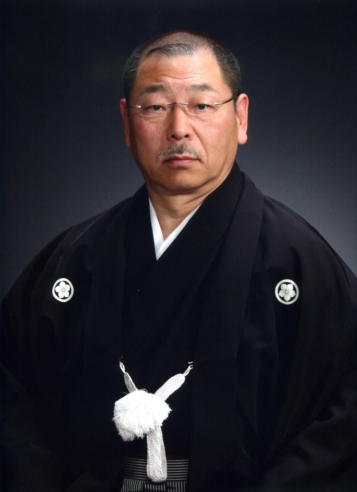 Shodai Soke Irie Yasuhiro fondateur du KoKoDo JuJutsu