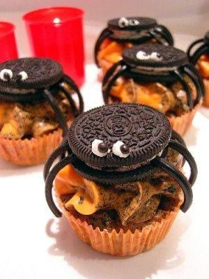 Cupcake ideas for Halloween...