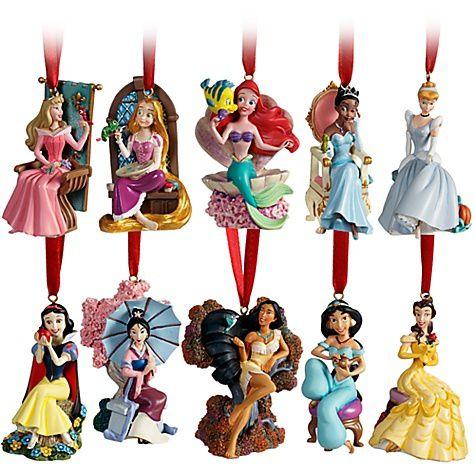 Décorations de noel Disney...