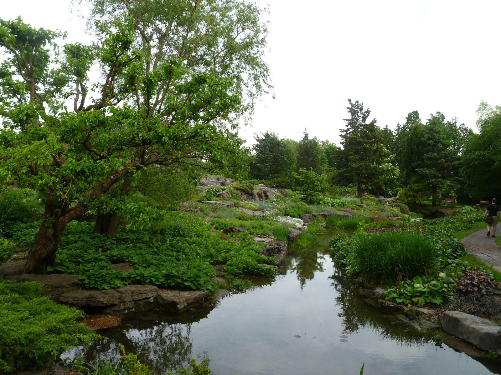 Tour de l 39 horloge insectarium jardin botanique for Jardin botanique tours