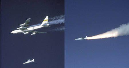Test réussi pour l'avion hypersonique WaveRider: Mach 5,1, bientôt Mach 6