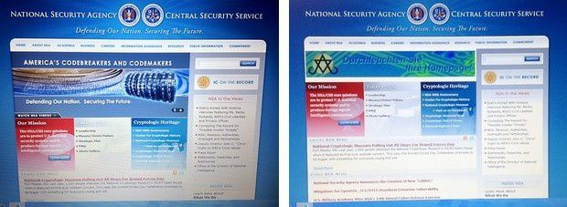 Un hacker allemand a piraté le site web de la NSA