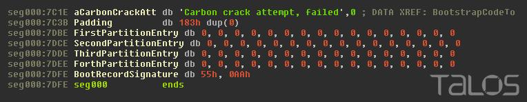 Le malware rombertik écrase le Master Boot Record rendant inutilisable votre PC s'il est détecté