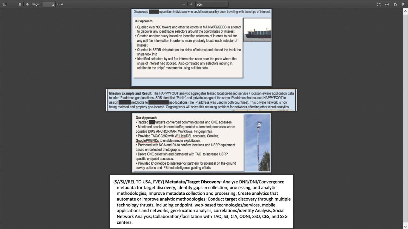 La NSA utilise les cookies Google pour identifier des cibles pour le piratage
