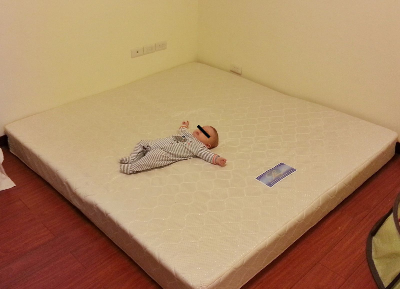 Dimensions In Centimeter 180190 This Mattress Does Not Fit With The Rykene Bed Frame Baby On Picture Is Included